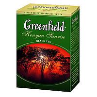 Чай Greenfield Kenyan Sunrise черный 100 г 907025