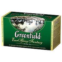 Чай Greenfield Earl Grey Fantasy черный пакетированный 25 шт 903421