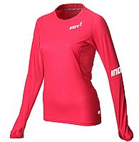 AT/C LS W Pink женский лонгслив для бега