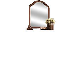 Зеркало Опера орех лак (Свiт Меблiв ТМ)