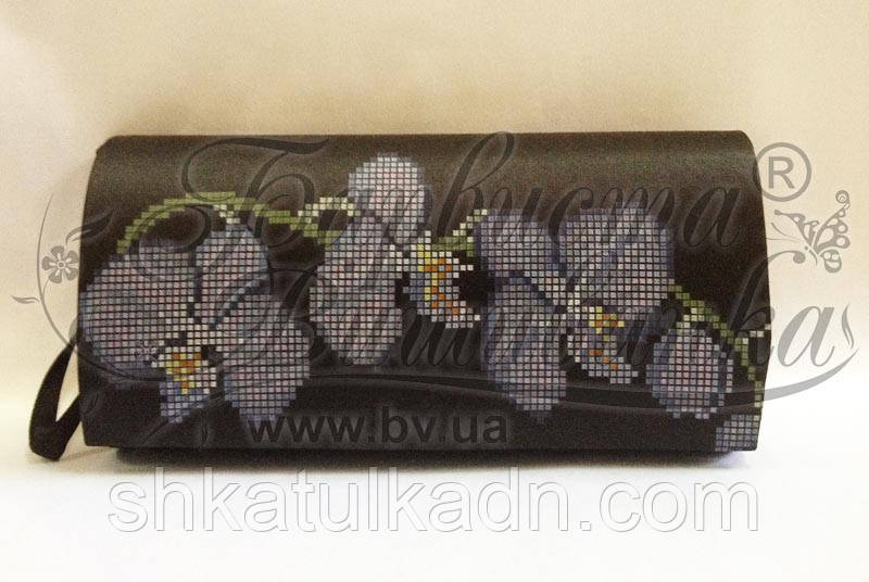 Клатч под вышивку бисером пошитый  продажа 089bb3d5b4f00