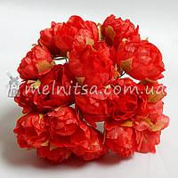 Ирландская роза 2 см, красный (паспродажа)