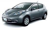 Автоковрик Nissan Leaf 2010 ->  електромобиль