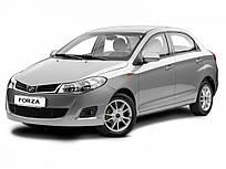 Автоковрик ЗАЗ Forza 2012 ->