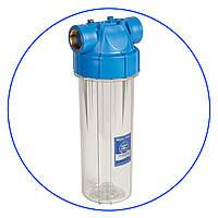 Корпус фильтра для холодной воды Aquafilter FHPR12-B-AQ, рабочее давление 6 bar