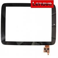 Сенсорный экран (touchscreen) для Lenovo S2109, оригинал (черный)