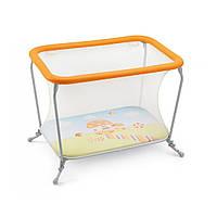 Cam Lusso - детский манеж , оранжевый