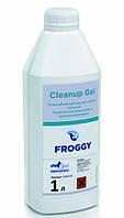 Очиститель всех типов минеральных и органических отложений Froggy Cleanup Gel (гель), 1 л