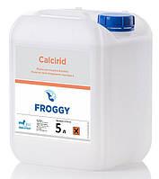 Средство для удаления минеральных отложений  Froggy Calcirid, 5 л