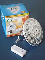 Светодиодная лампа на солнечной батарее JL-678