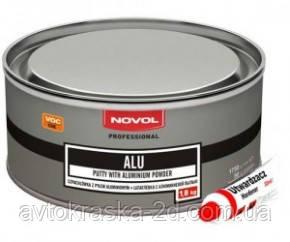 Шпатлевка Novol ALU 1,8 кг
