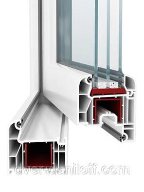 Металлопластиковые окна WDS 7 SERIES. Белая Церковь, фото 2