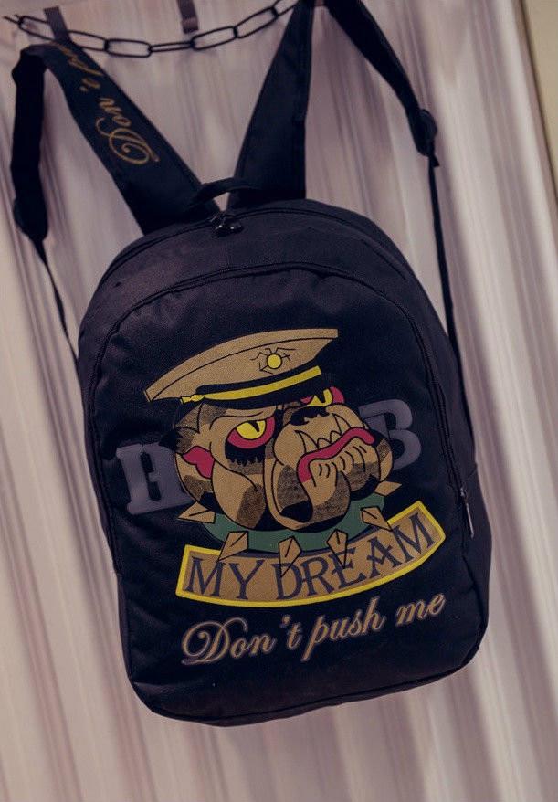 Стильный школьный рюкзак