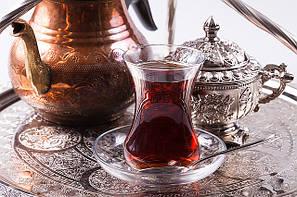 Турецкий и цейлонский чай