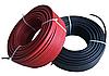 Кабель Altek 4 мм, (красный/черный)