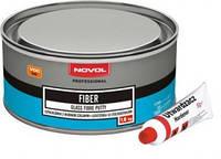 Шпатлёвка со стекловолокном Novol Fiber 1,8 кг