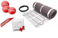 Нагревательный мат для пола DEVI comfort 150 Т 10 м2 (1500Вт)