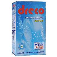 Универсальный стиральный порошок Dreco Vollwaschmittel Super 600 гр.