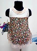 Легкое, летние платье, для девочек.