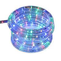Светодиодный дюралайт LED 2-х жильный 1,44Вт/м 13мм круг мультиколор 36SMD Feron