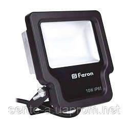 Светодиодный прожектор Feron LL-410 10W 6400K 800Lm SMD 4958