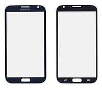 Стекло сенсорного экрана Samsung N7100 black Galaxy Note2