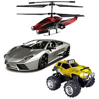 Машинки, вертолеты, техника