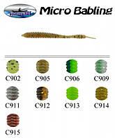 Сьедобный силикон FishingROI Micro Babling C905 40mm