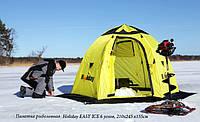 Палатка зимняя Holiday Fishing HOT CUBE2 147x147x167см, фото 1