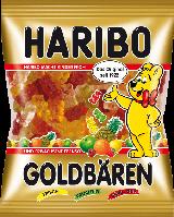Конфеты жевательные Haribo Золотой Мишка 200г