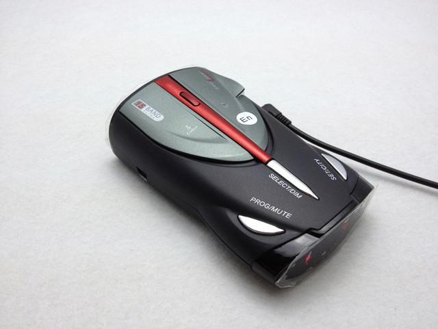 Антирадар Cobra XRS-9345