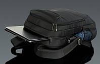 """Компактный рюкзак для ноута Tucano Lato 15.6""""-17"""" (Black) BLABK черный"""