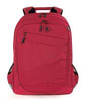 """Выразительный рюкзак для ноута Tucano Lato 15.6""""-17"""" (Red) BLABK-R красный"""
