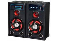 Акустические колонки SK-2000 Bluetooth, музыкальные колонки 5''/USB/SD/FM, bluetooth акустика