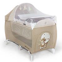 Манеж-кровать Cam Daily Plus, беживый