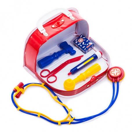 Игровой набор «Simba» (5544282) набор доктора в сумке 20х13, 6 предметов, фото 2