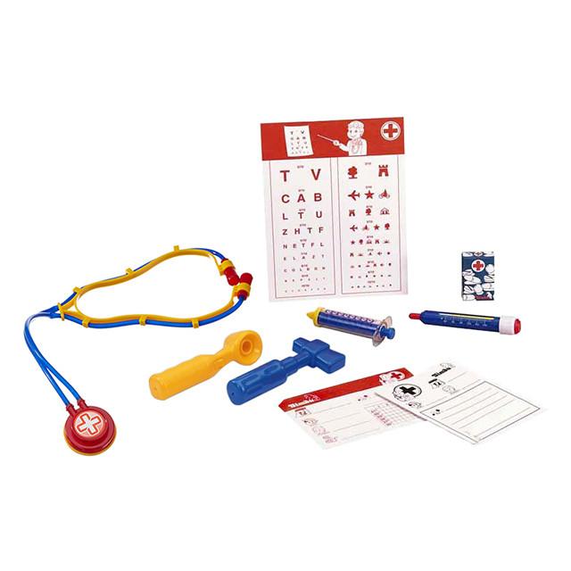 Ігровий набір «Simba» (5548763) набір доктора в валізі 21x13x7, 9 предметів