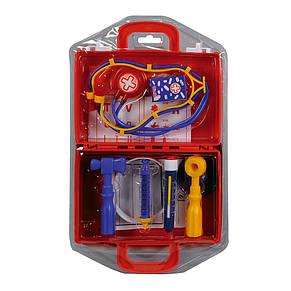 Ігровий набір «Simba» (5548763) набір доктора в валізі 21x13x7, 9 предметів, фото 2