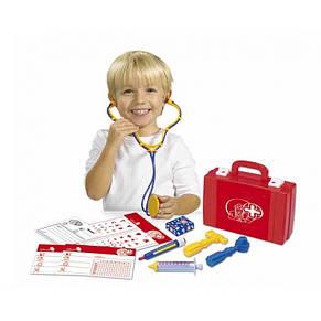 Ігровий набір «Simba» (5548763) набір доктора в валізі 21x13x7, 9 предметів, фото 3