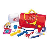 Игровой набор «Simba» (5541297) набор доктора в чемодане 28х14, 11 предметов