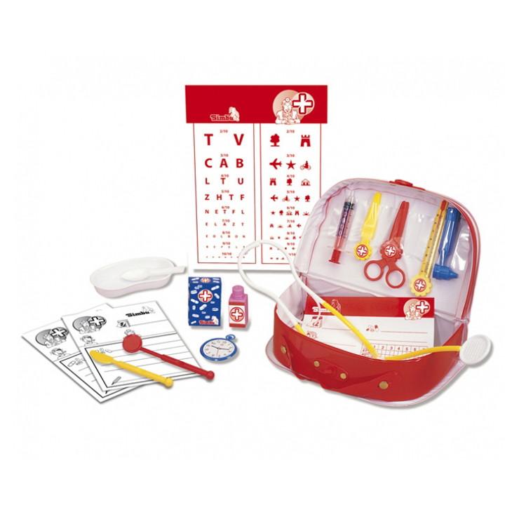 Игровой набор «Simba» (5541990) набор доктора в сумке 20х13, 16 предметов