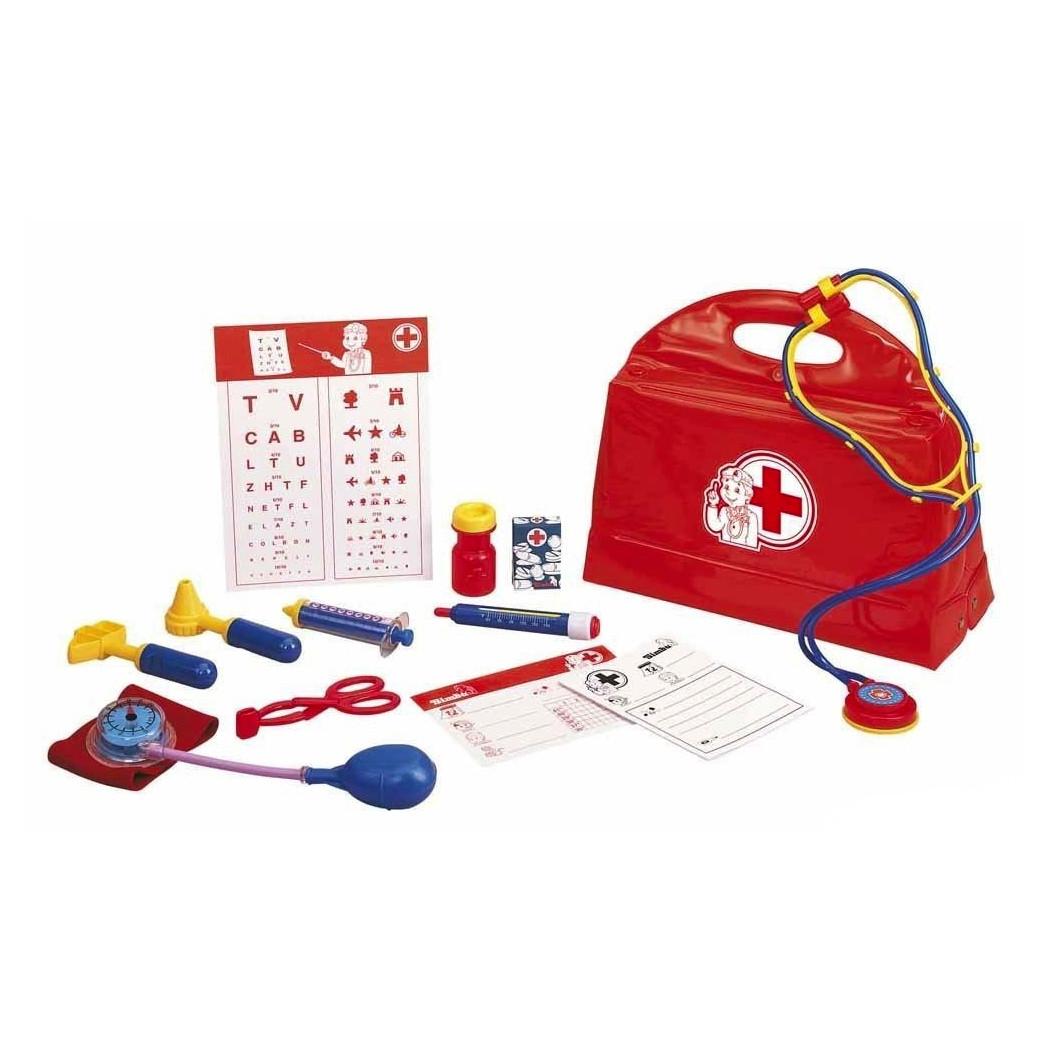Игровой набор «Simba» (5545506) набор доктора в чемодане 27x16, 12 предметов