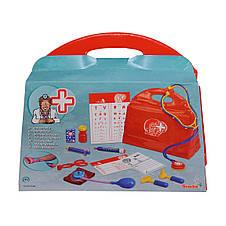 Игровой набор «Simba» (5545506) набор доктора в чемодане 27x16, 12 предметов, фото 2