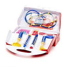 Игровой набор «Simba» (5545506) набор доктора в чемодане 27x16, 12 предметов, фото 3