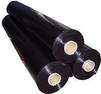 Плёнка чёрная  3,0х150 мкм х50 м/п
