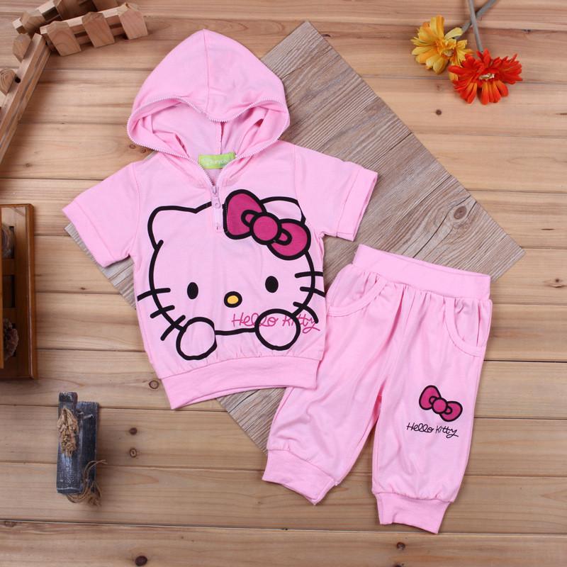 Дитячий костюм для дівчинки Hello Kitty CC6399