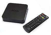 Приставка смарт ТВ Android TV Box MXQ 4XCPU