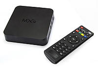 Приставка смарт ТВ Android TV Box MXQ 4XCPU