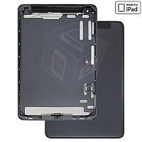 Задняя крышка для iPad Mini (версия 3G), черный, оригинал