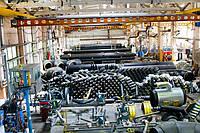Теплоизолированные стальные трубы 219/315 в оболочке (ПЕ; СПИРО)